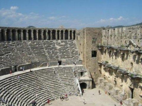 Die antike Stadt Termessos ist von Belek aus gut zu erreichen