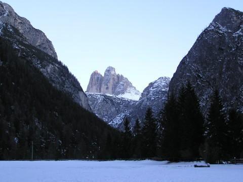 Tre cime di Lavaredo (Veduta)