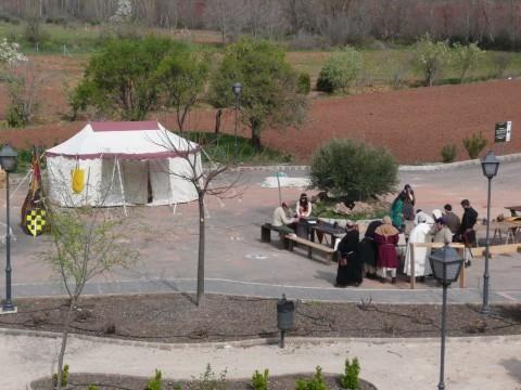 Campamento medieval en Montiel 2009