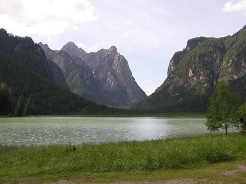 Lago di Dobbiaco (Veduta)