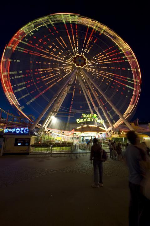 Das berühmte Wiener Riesenrad