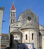 cathédrale trogir croatie