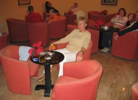 Restaurant in Isla Bonita Hotel