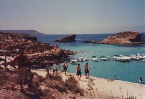 Blue Lagoon (Veduta)