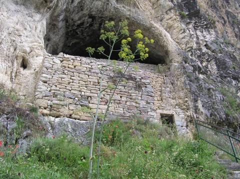 Gole del Salinello (Dettaglio)